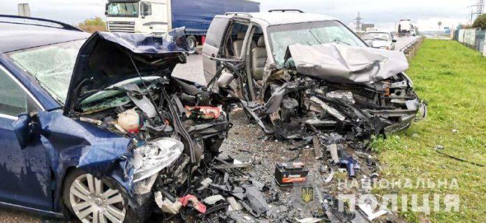 Летальное ДТП в Ровенской области: беременная женщина погибла по дороге в роддом