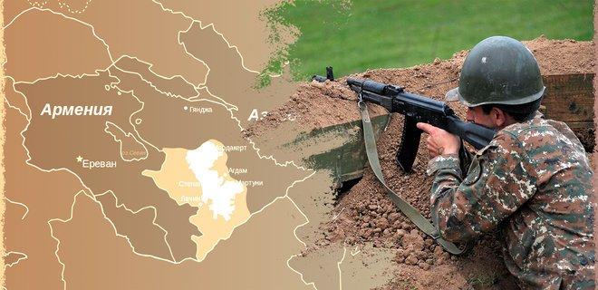 Перемирие между Арменией и Азербайджаном не продержалось и дня: заявление главы Нагорного Карабаха