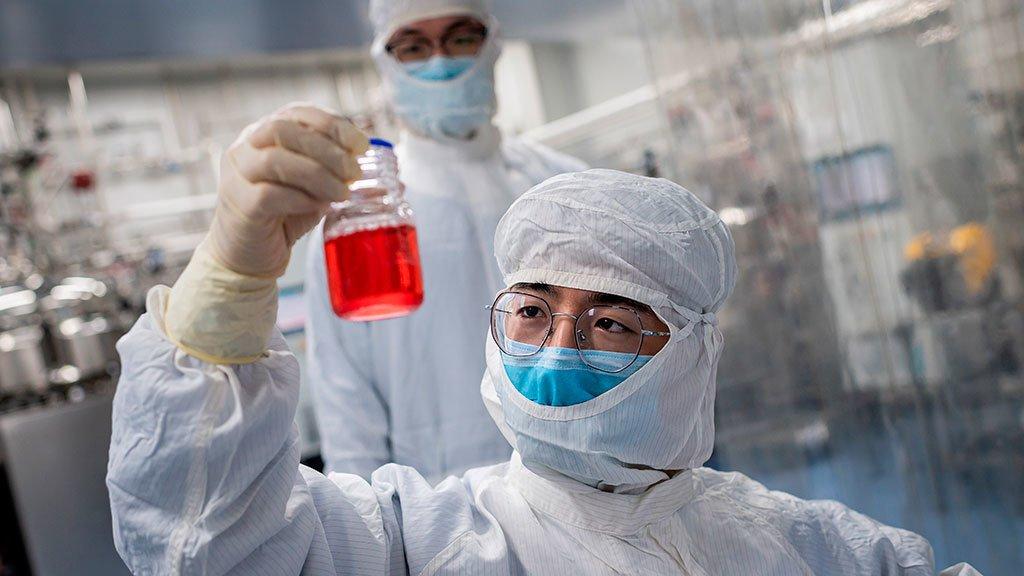 У громадян України з'явилася надія: в Китаї вже готують для нас вакцину від коронавірусу