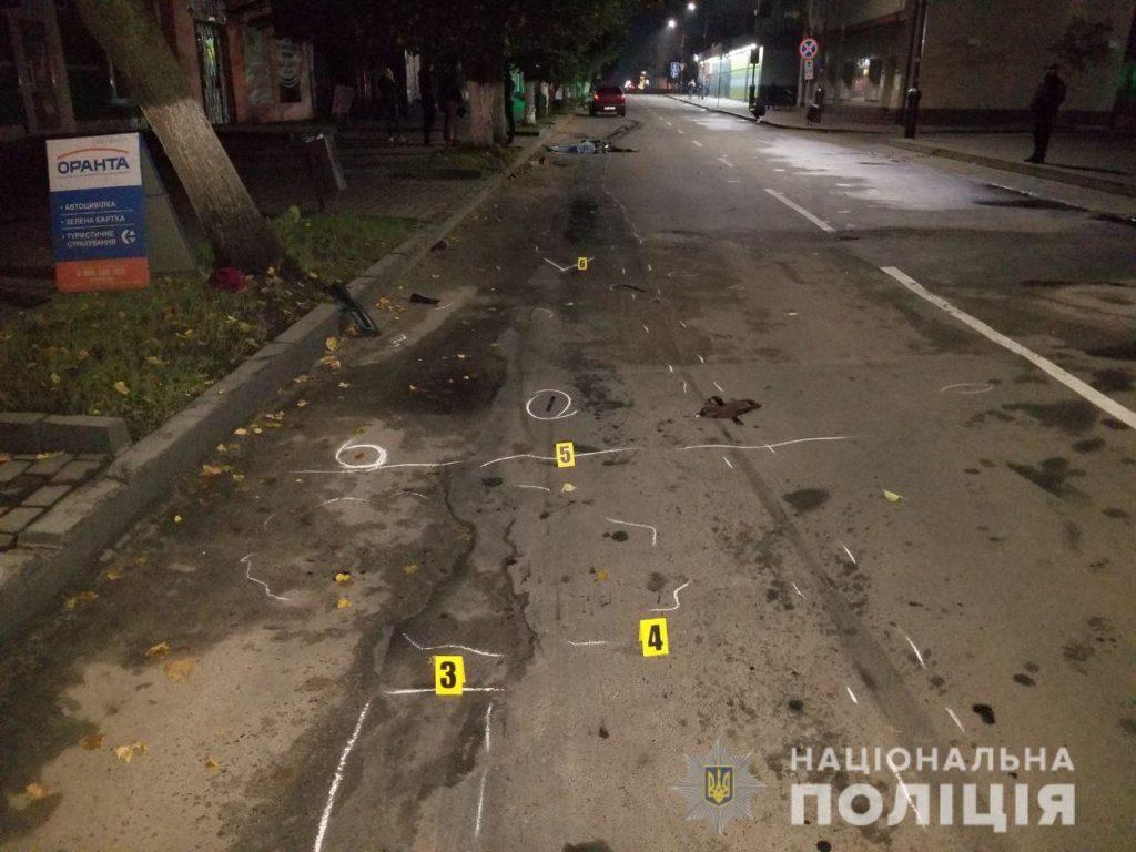 ДТП під Рівним: нетверезий водій в'їхав у натовп і збив чотирьох пішоходів - є жертви