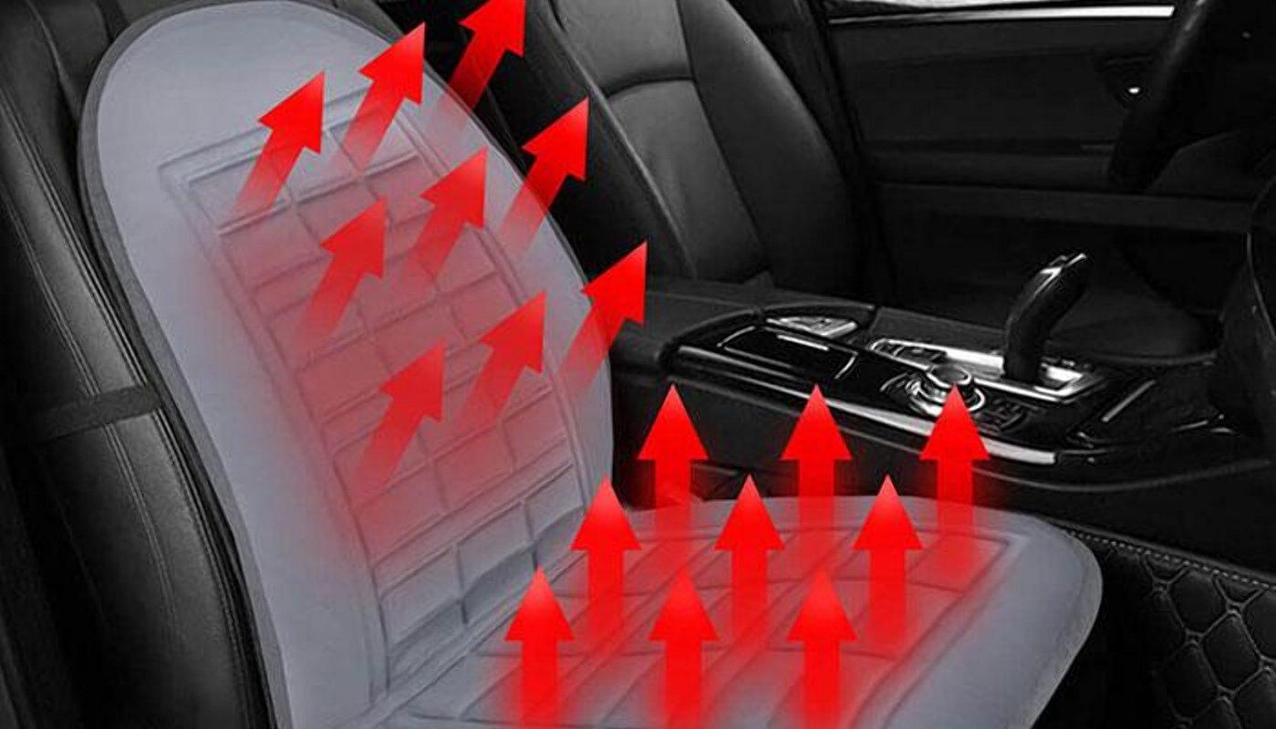Як може нашкодити обігрів сидінь автомобіля?