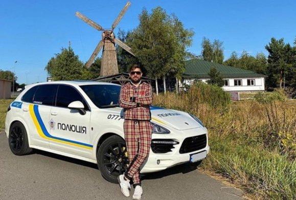 """На известного харьковского блогера завели уголовное дело за авто с """"полюцієй""""  - today.ua"""