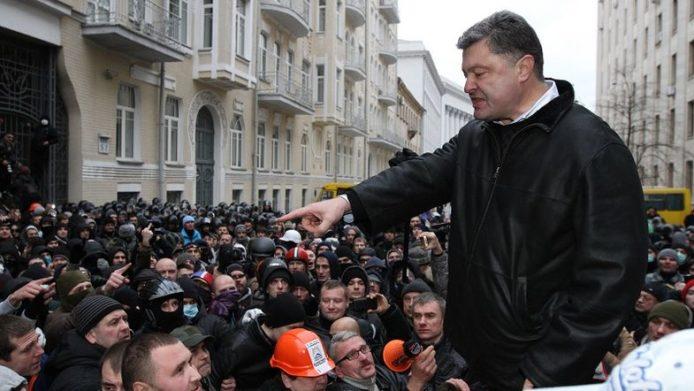 Порошенко и его соратников подозревают в подготовке государственного переворота, - Генпрокуратура