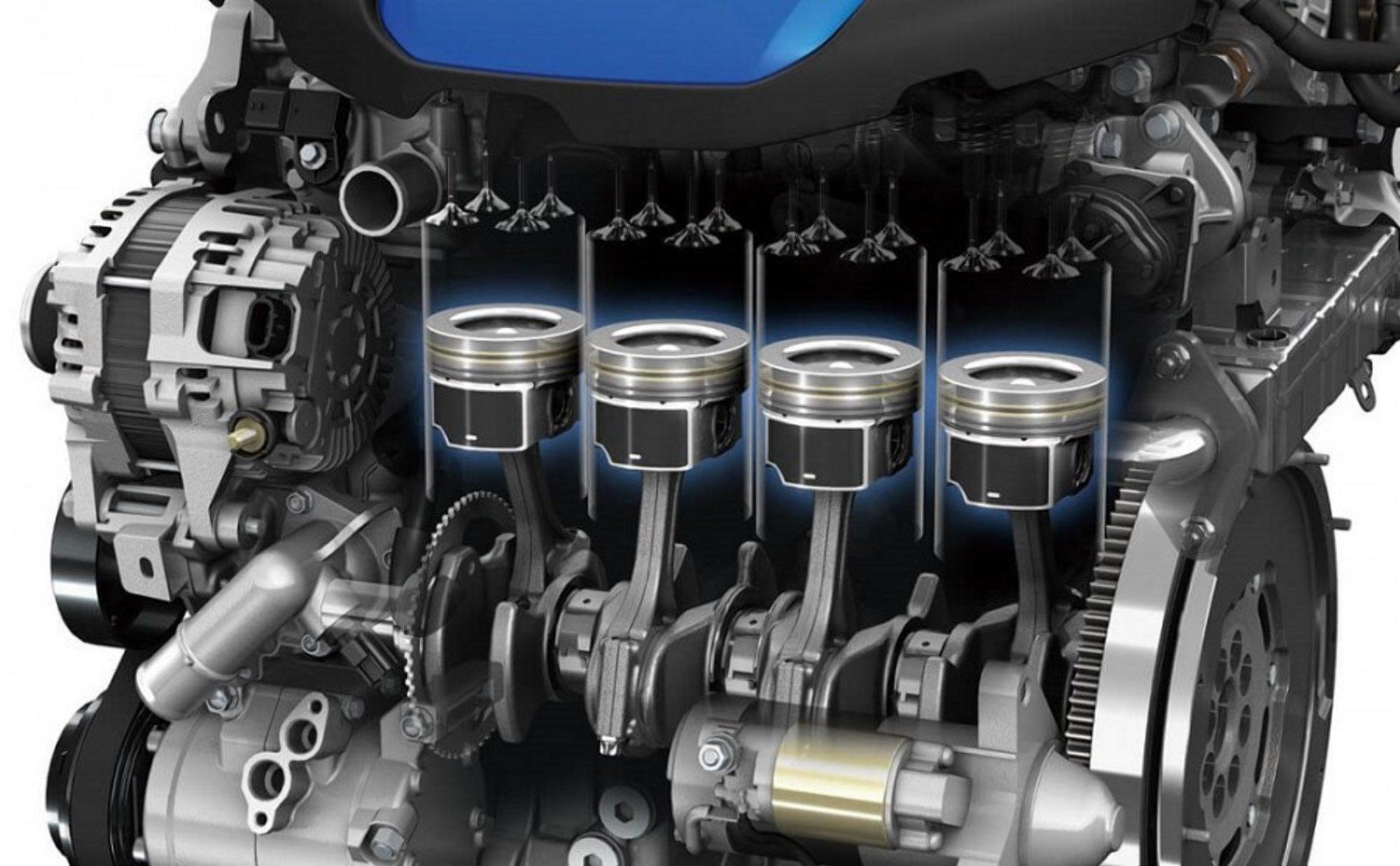 П'ять систем, які знижують ресурс двигуна