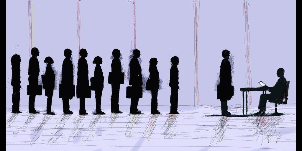 В Україні на одне робоче місце претендує близько 10 осіб: безробіття досягло небачених масштабів