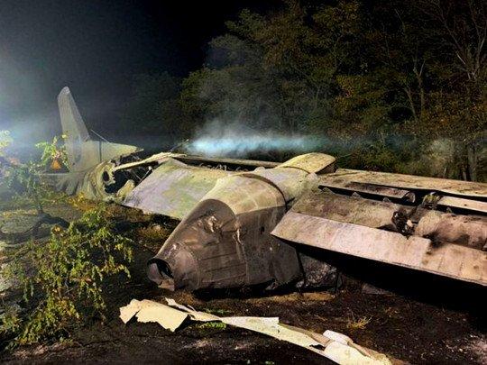 Глава Харківської ОДА Кучер назвав версію катастрофи Ан-26: саджали літак із сином командувача ВПС