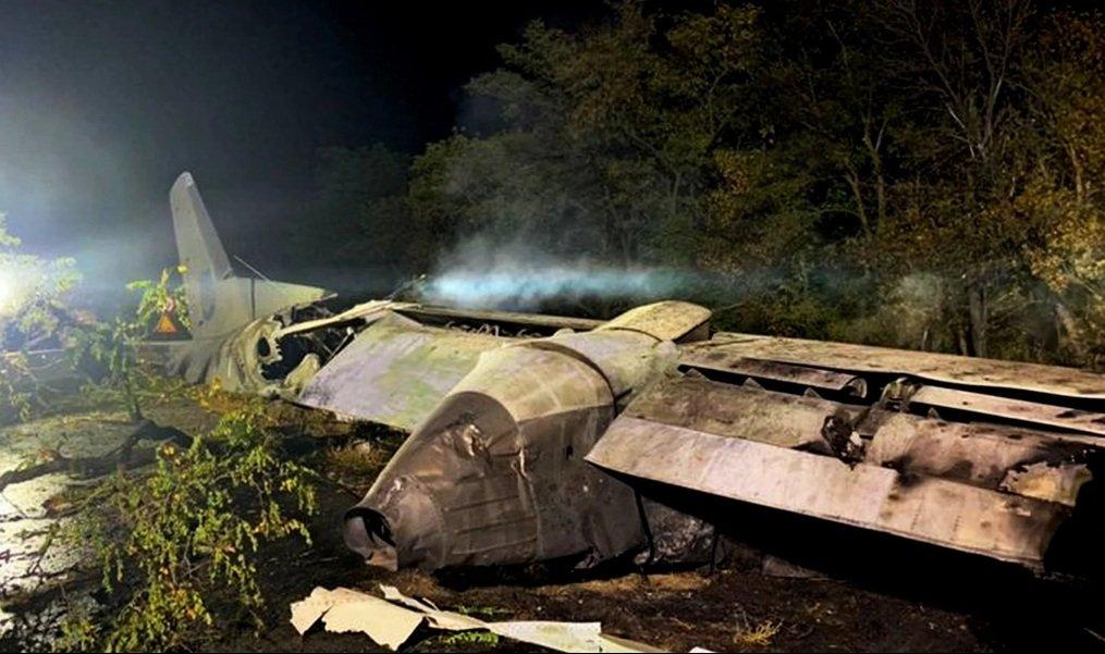 Названі причини катастрофи літака АН-26 з курсантами