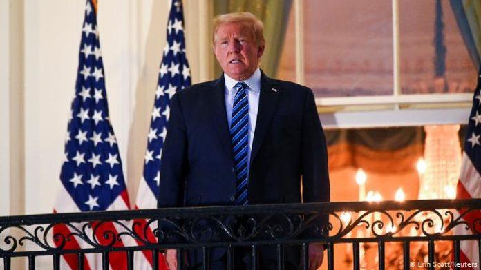 Трамп опять в Белом доме: президент мог скрывать свой коронавирус несколько дней, - СМИ
