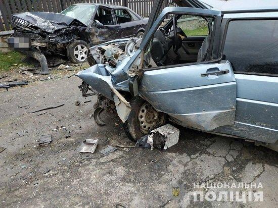 ДТП на Ровенщине: подросток на отцовской машине травмировал четырех человек