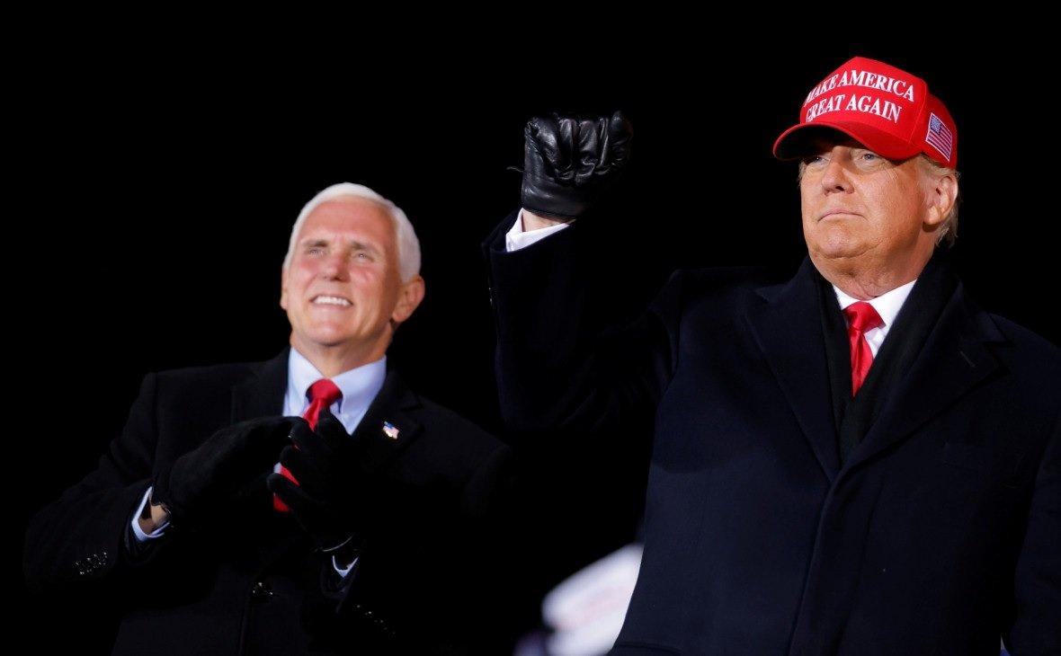 Трамп тримається за крісло, а Байден погрожує: що відбувається в США після виборів президента