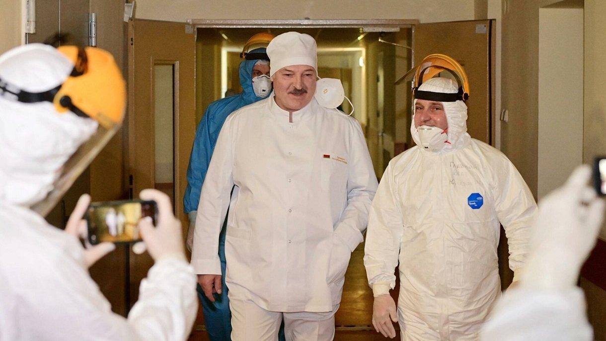 Лукашенко звинуватив владу України в спробах «задушити Білорусь», посилаючись на дані КДБ