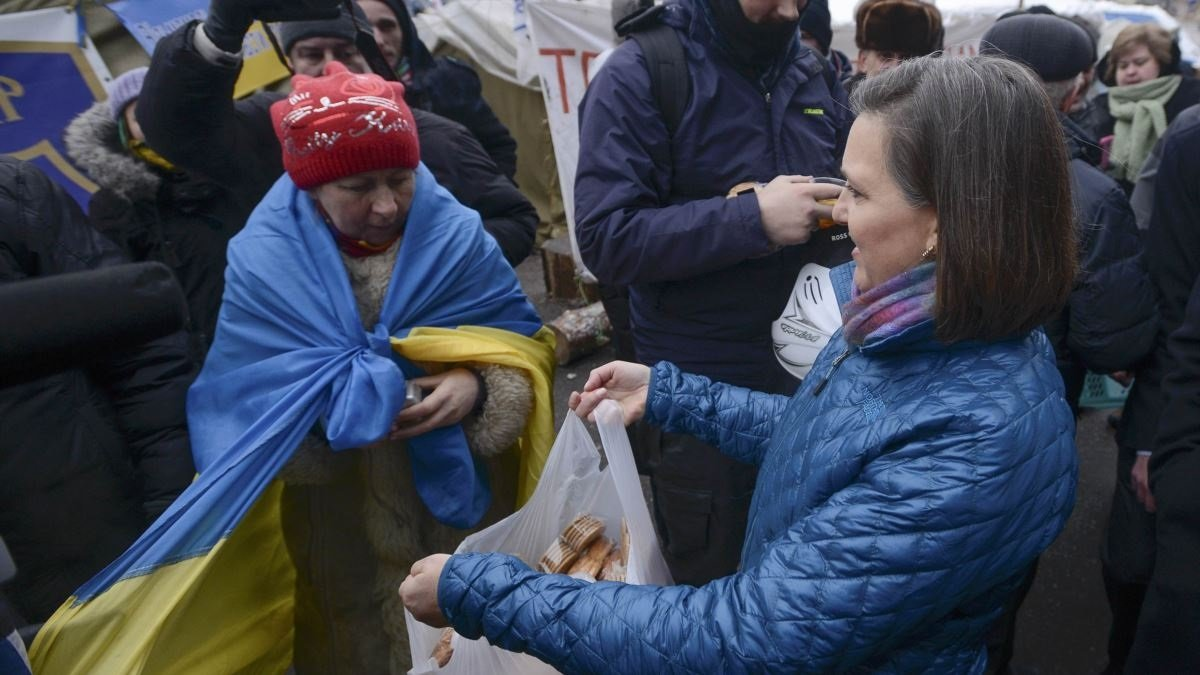 Вікторія Нуланд заявила, що США ніколи не забудуть агресію Росії проти України