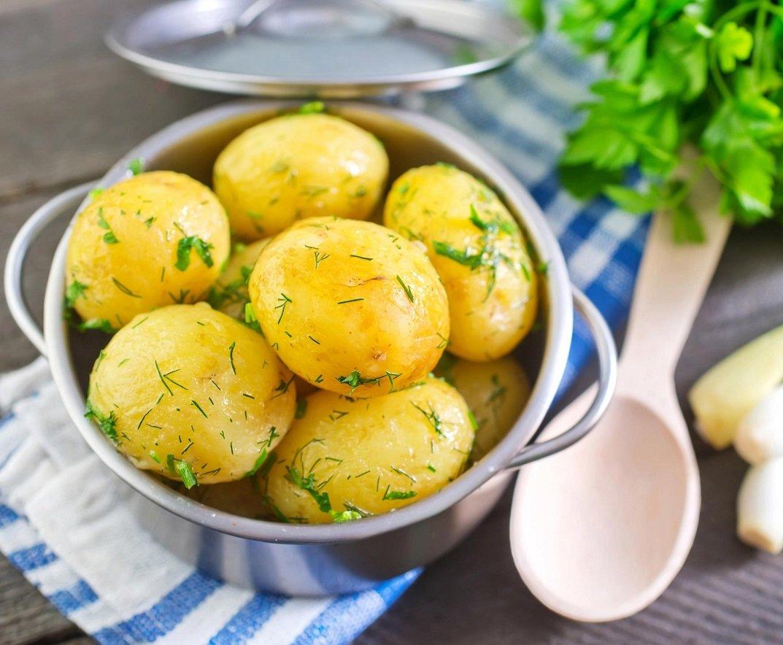 Как варят картошку в Польше, чтобы она получалась вкусной и не теряла полезных веществ