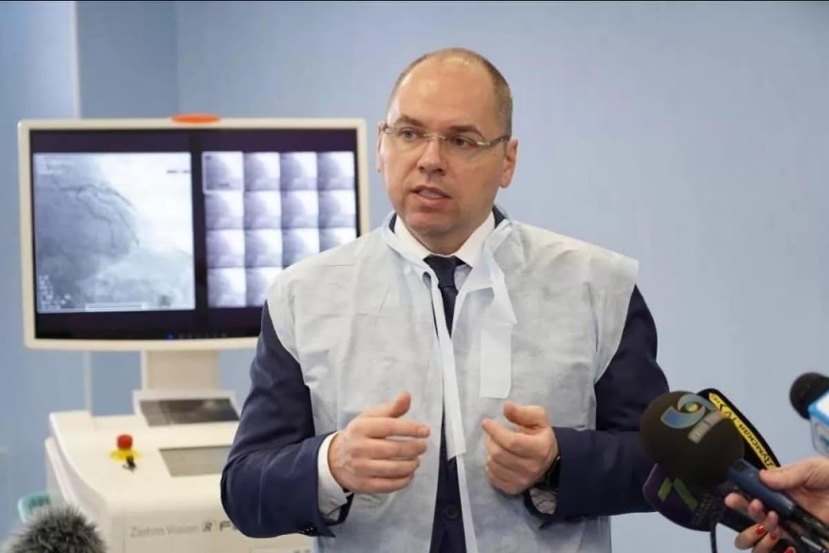 Супрун жорстко відповіла Степанову на звинувачення в руйнуванні української медицини