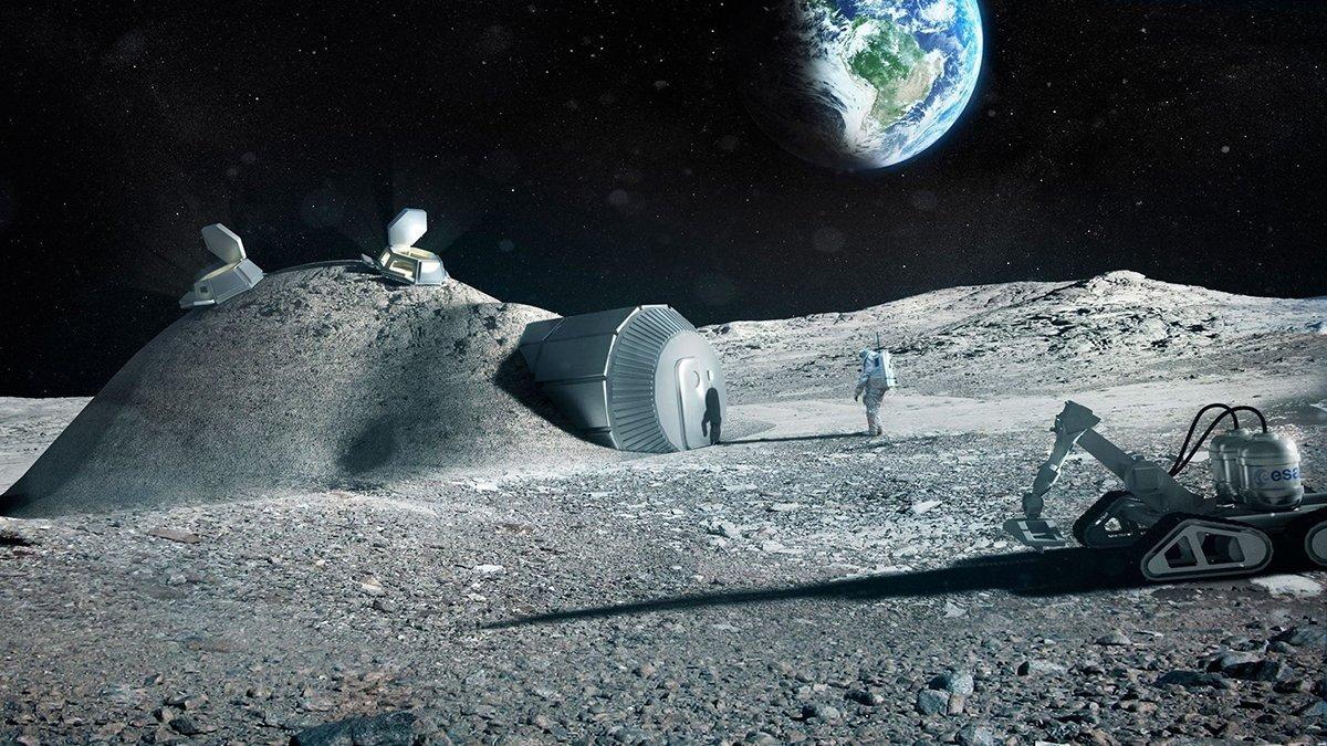 Україна спільно з NASA буде освоювати Марс і Місяць: основний договір вже підписаний