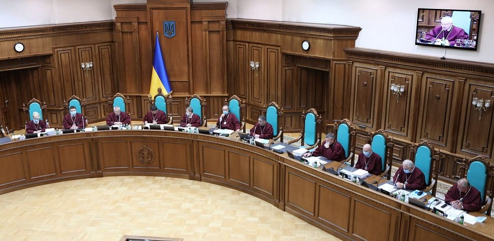 Зеленський може «нацькувати» на Конституційний суд СБУ, щоб відправити суддів у відставку