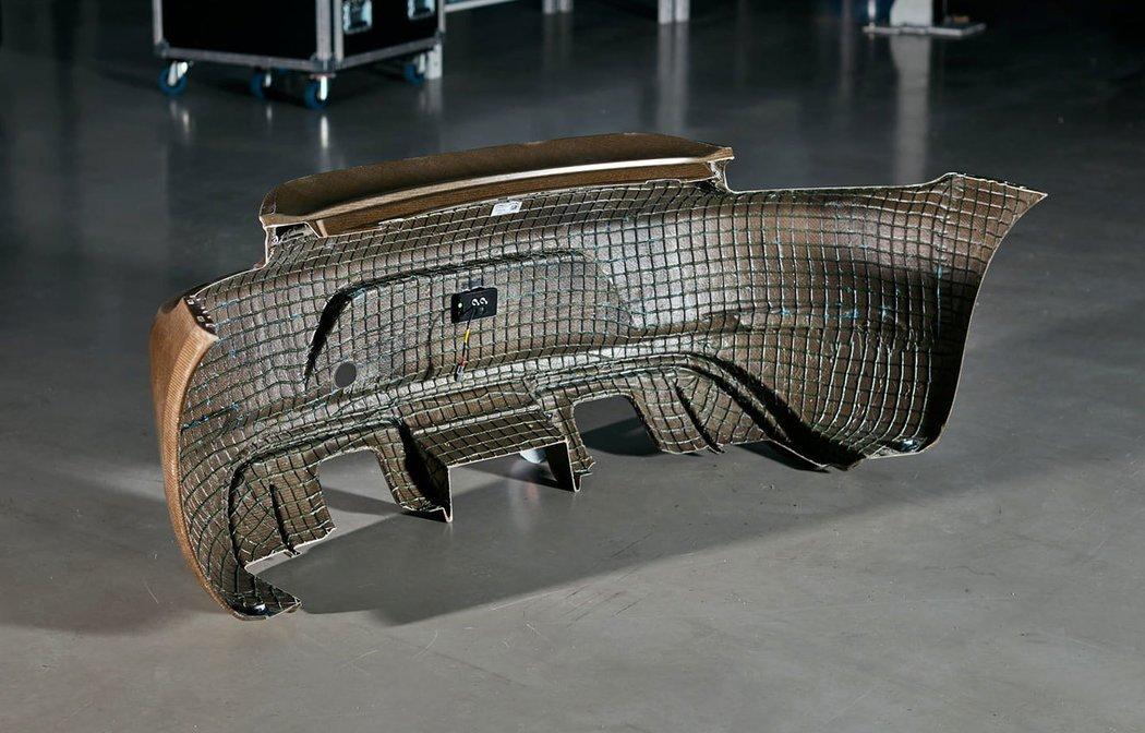 Швейцарцы создали новый материал для автомобилей, дешевле карбона