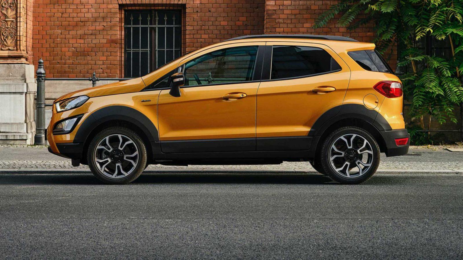 У Ford EcoSport з'явилася вседорожня версія