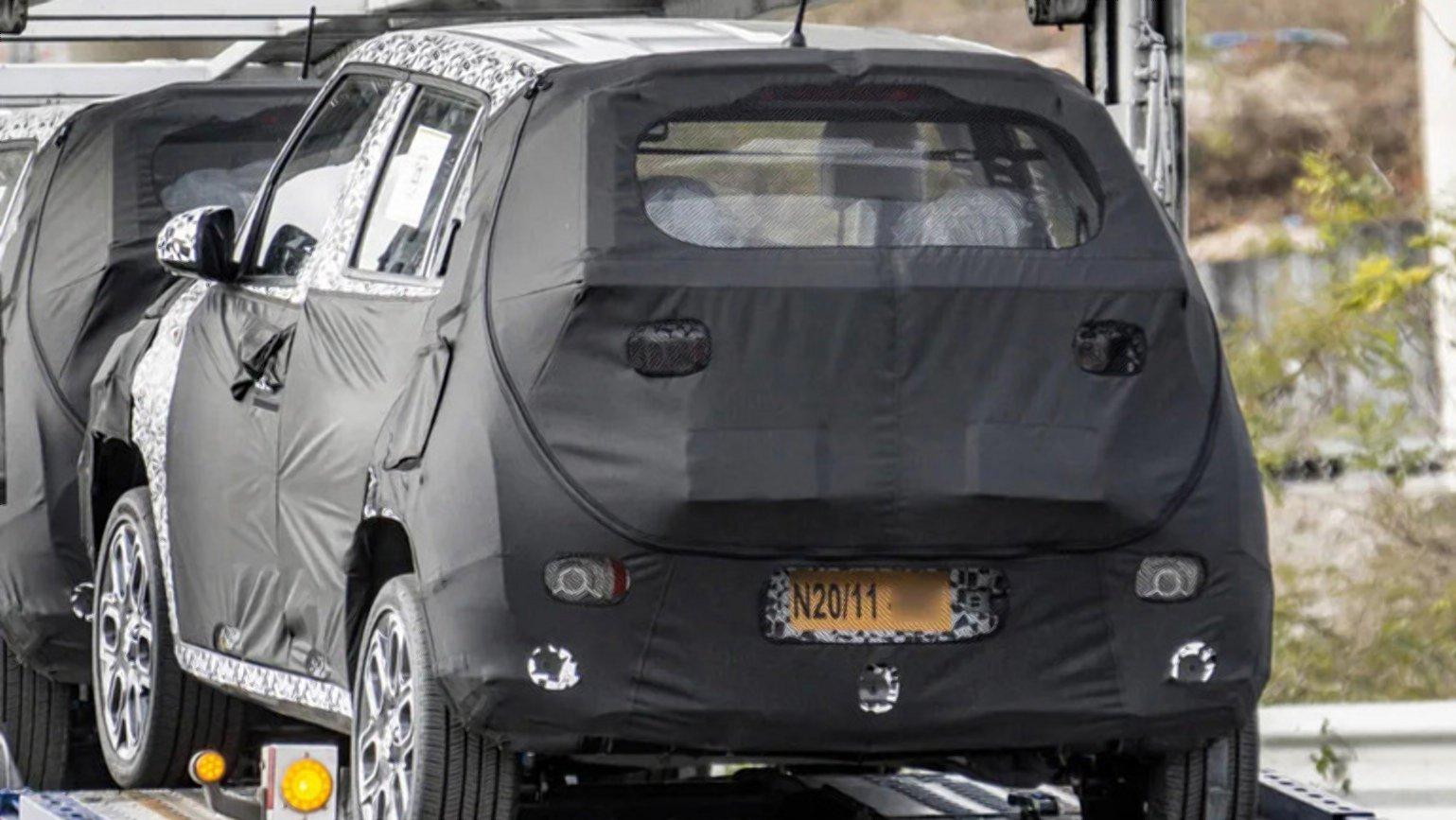 Hyundai почав тестувати свій найдешевший кросовер