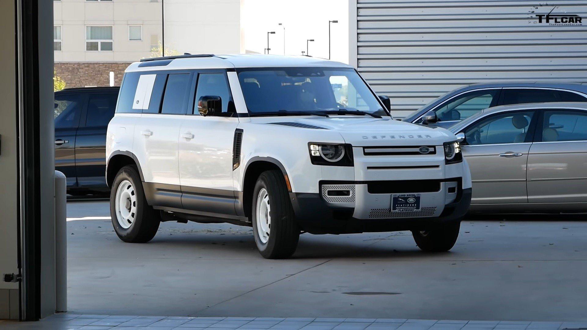 Новый Land Rover Defender оказался менее надежным, чем предыдущий
