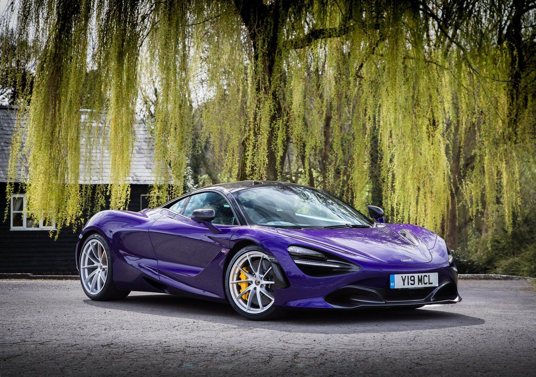 Українець купив суперкар McLaren за 500 тисяч доларів