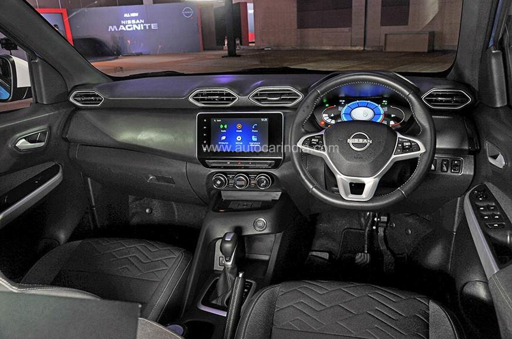 Nissan начал выпускать кроссовер за 7 200 долларов