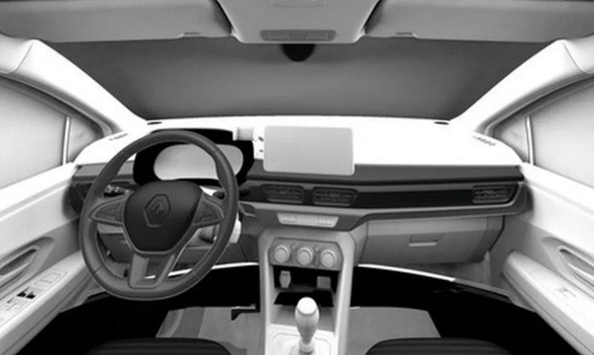 У Мережі показали новий Renault Logan для України