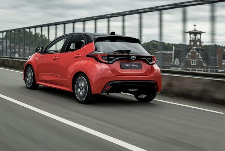 Названа ціна нового Toyota Yaris для України