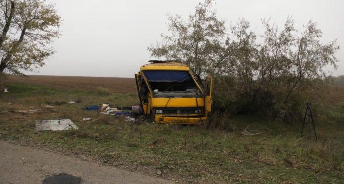 ДТП зі смертями в Херсонській області: водій гнав автобус, наче тікав від переслідування (відео)