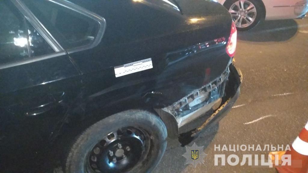 Резонасное ДТП в Харькове: за рулем автомобиля, снесшего вчера четырех людей, был иностранный мажор