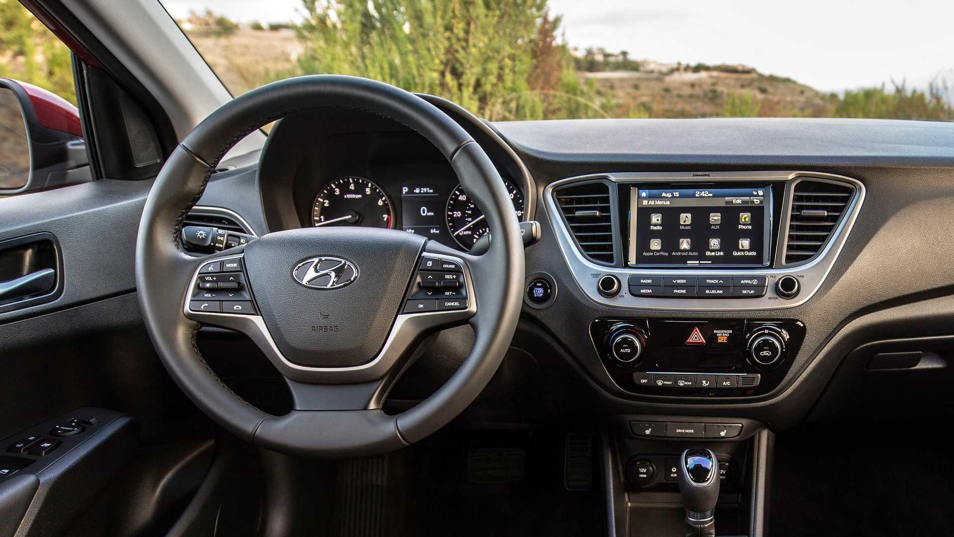 В Україні починаються продажі нового Hyundai Accent