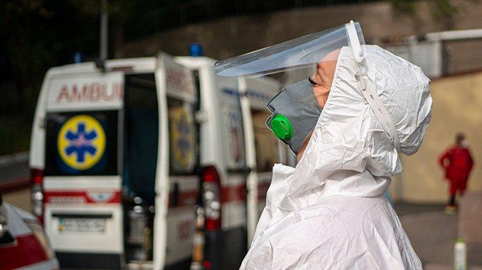 Коронавірус у Києві б'є антирекорди: столиця лідирує по кількості хворих
