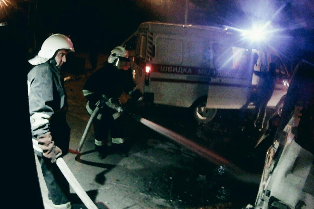 Летальное ДТП в Каменец-Подольском: пассажиры выпали из потерявшей управление машины