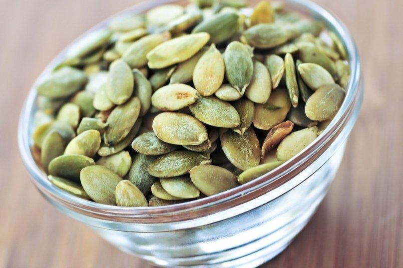 Чому гарбузове насіння потрібно їсти кожен день