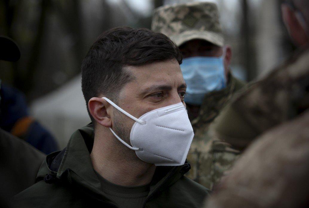 Коронавірус дістався президента України: У Зеленского виявили СOVID-19 (оновлено)
