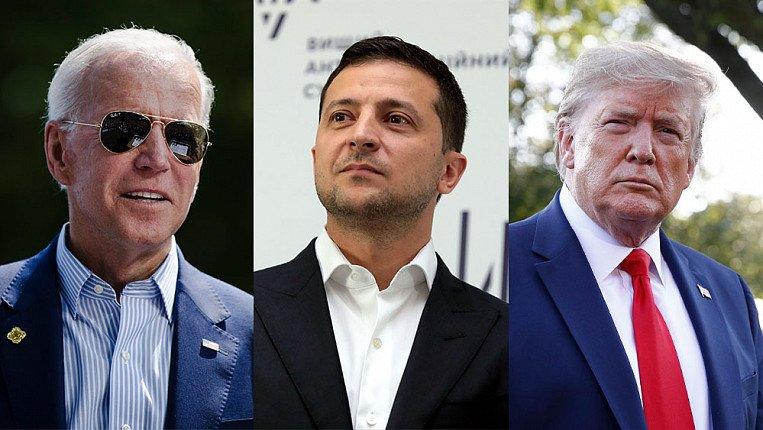 Выборы в CША: Джо Байден уже получил поздравления с победой от президента Зеленского