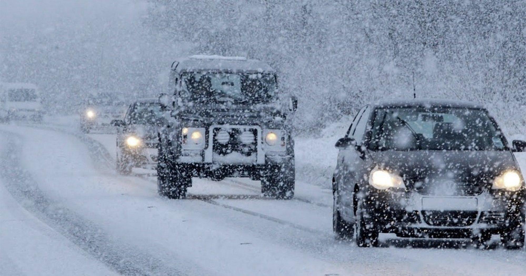 Названы главные ошибки водителей зимой