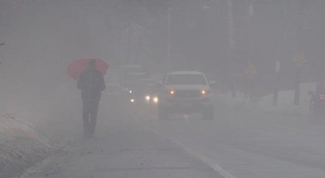 В Україні оголошено штормове попередження через густий туман в більшості регіонів
