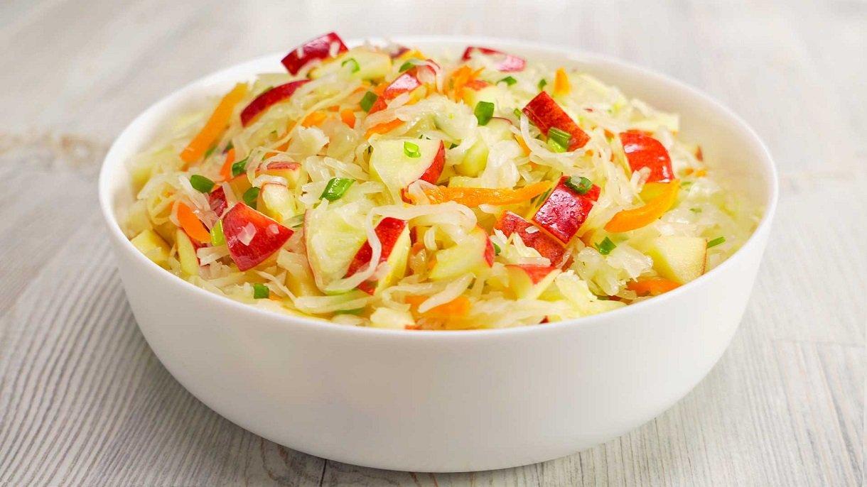 Квашена капуста з медом: рецепт смачного і корисного для здоров'я салату