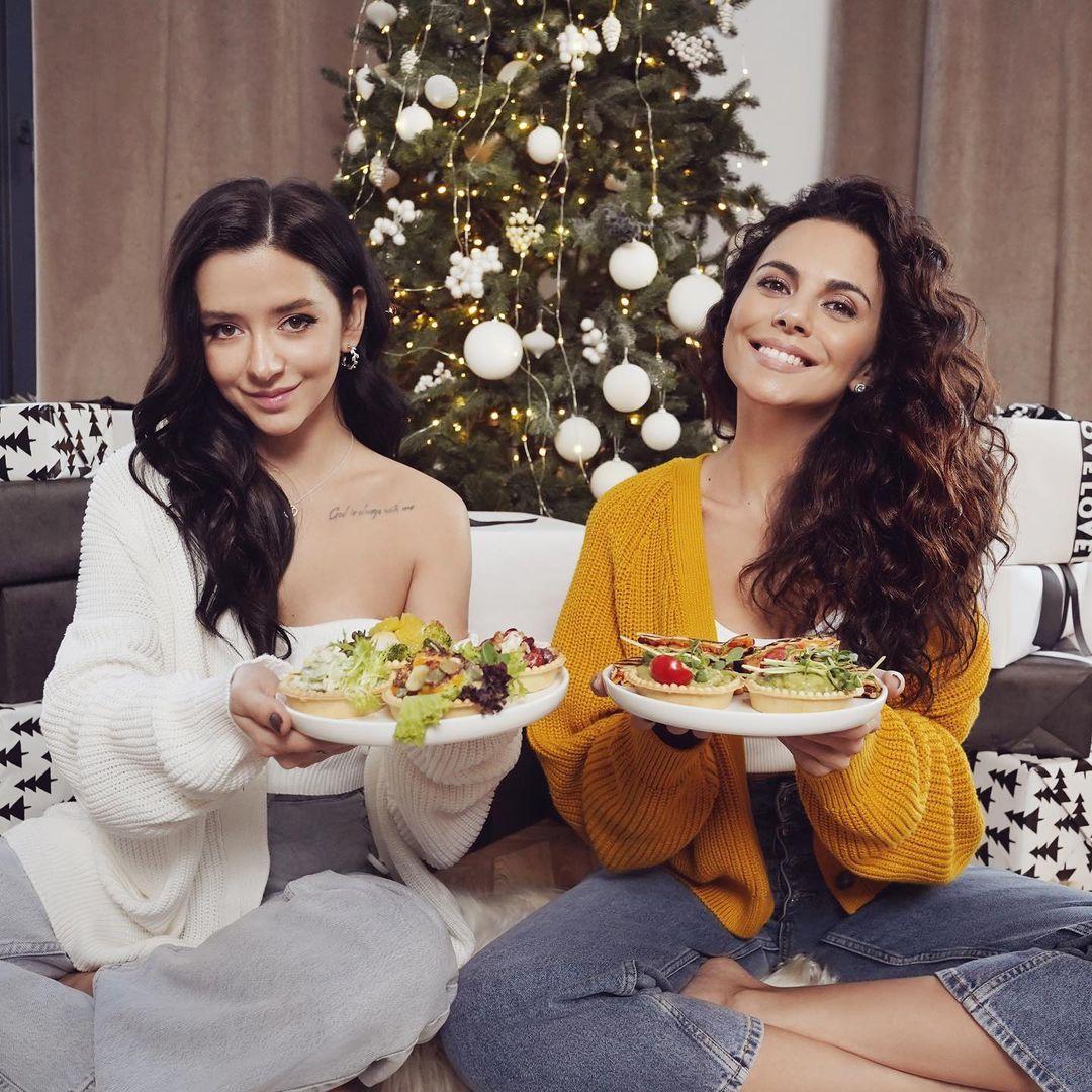 Настя Каменських розповіла, які страви приготувала до новорічного столу