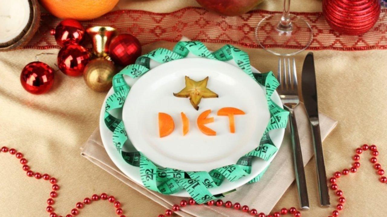 Дієтологи розповіли, як схуднути за тиждень до Нового року