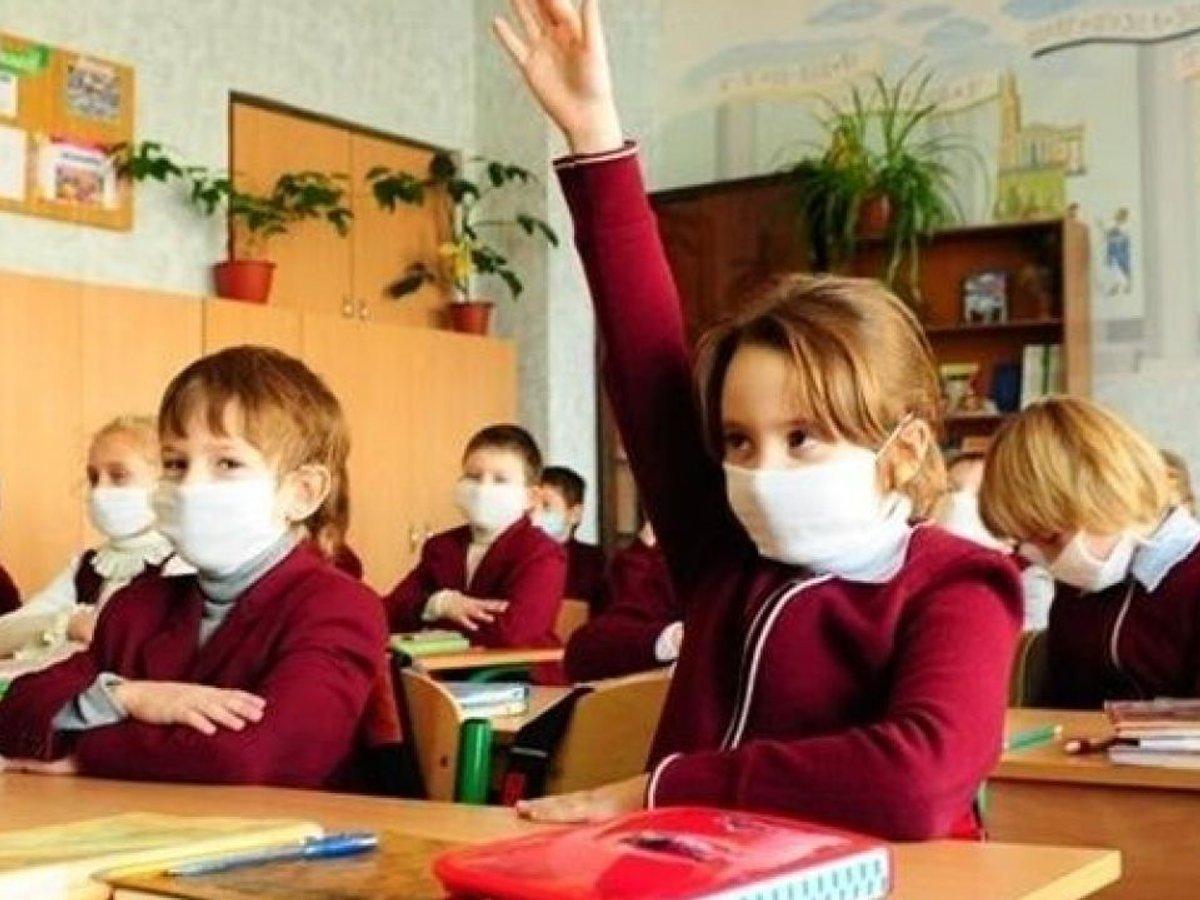 Шкарлет рассказал, как будут работать школы и детские сады после объявления локдауна