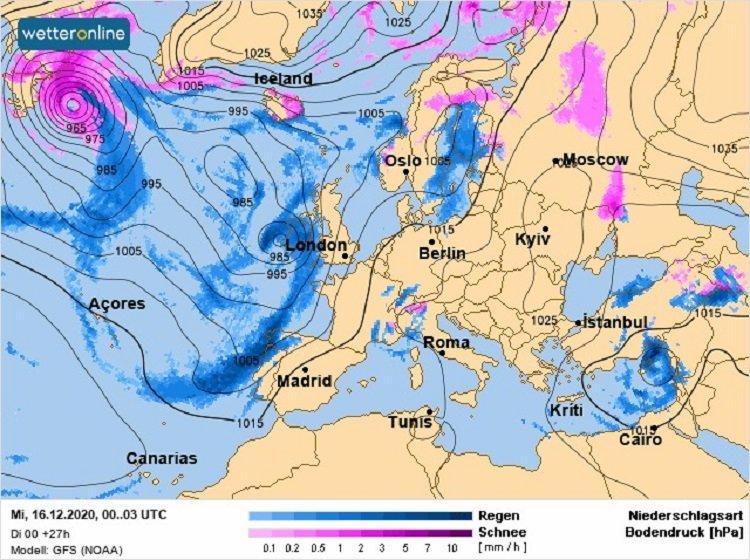 Прогноз погоды до конца недели: антициклон Yadigar принесет густые туманы