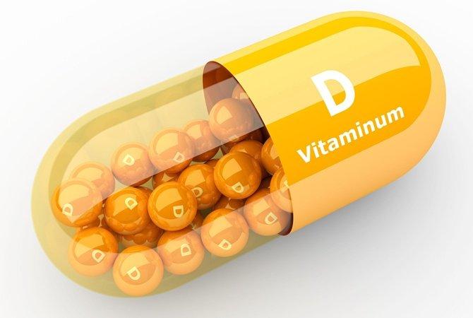 Який вітамін особливо необхідний людині взимку?