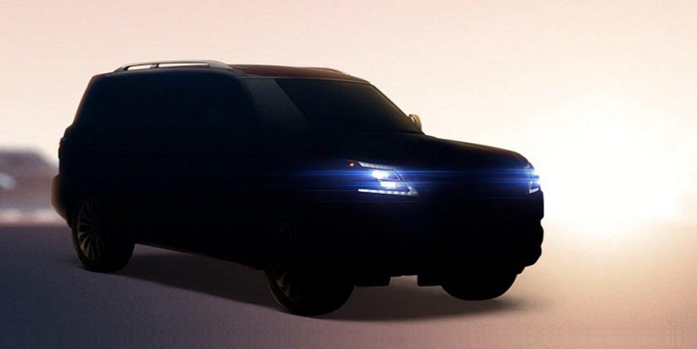 Nissan готує новий брутальний рамний позашляховик