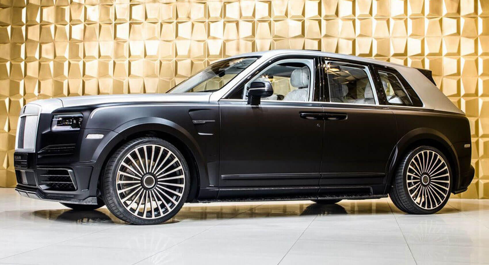 Названо найдорожчий автомобіль в Україні в 2020 році