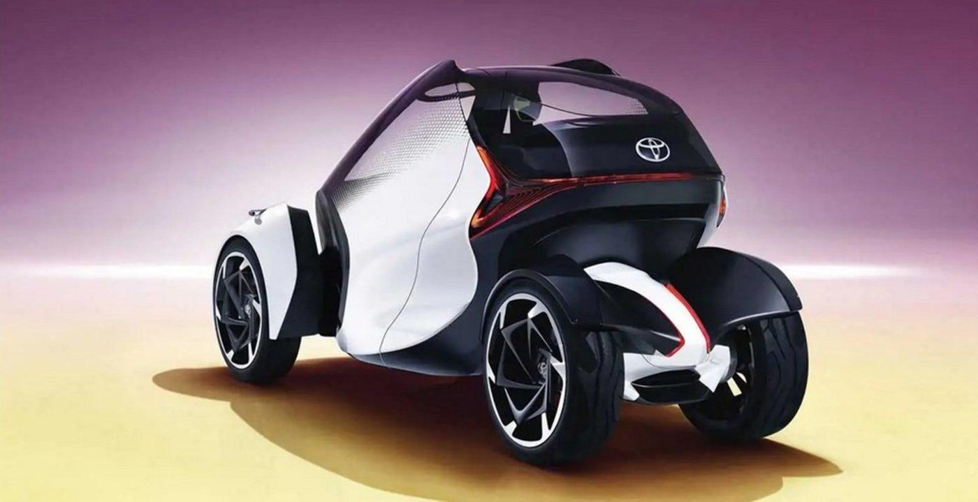 Toyota розробляє електромобіль за 15 500 доларів