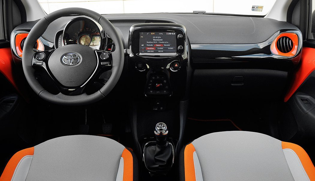 У Мережі показали нову Toyota Aygo