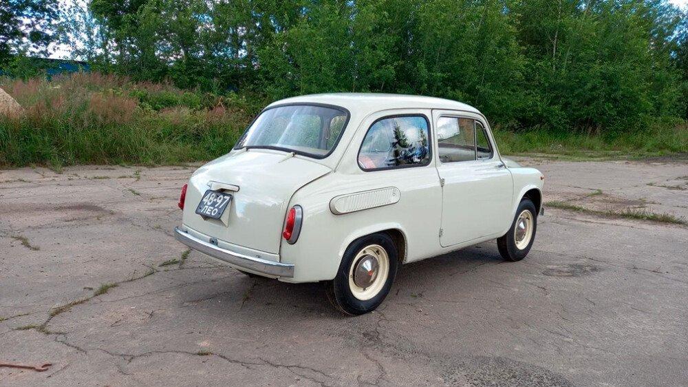 52-річний ЗАЗ продають дорожче, ніж Renault Arkana