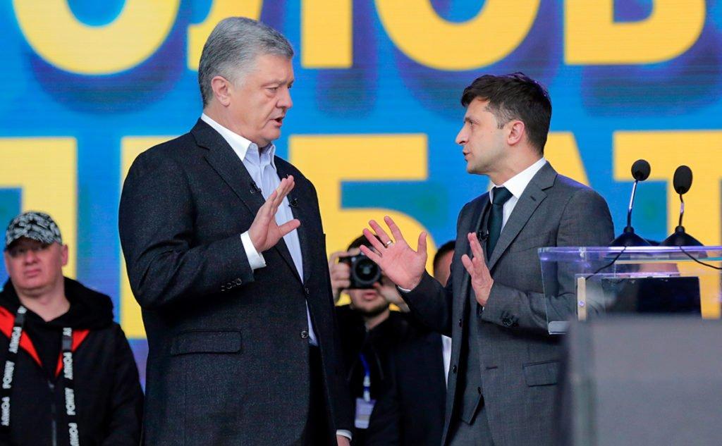 """Зеленский заговорил о """"посадке"""" Порошенко: что ответили из лагеря экс-президента"""